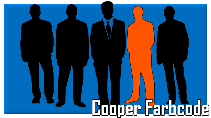 Cooper-Farbcode